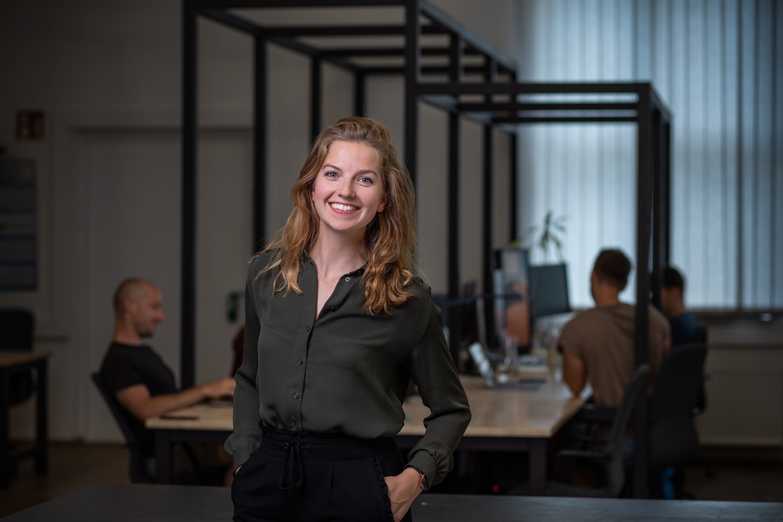Cathleen Scharfe - Founder herzdigital